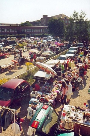 Flohmarkte In Mittelfranken Secondhandguide
