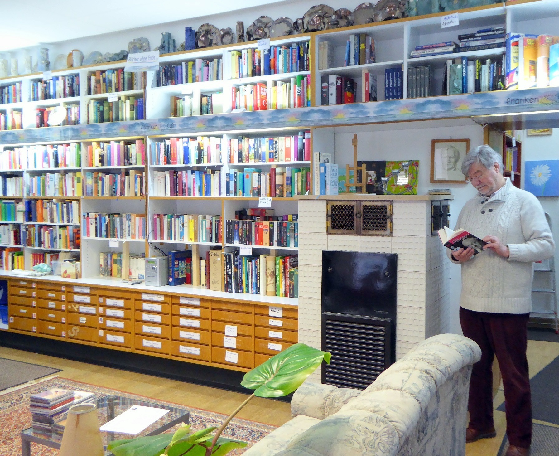 Frankenfair - Sozialer Buchladen