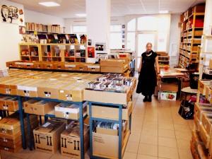 Die Bücherbar